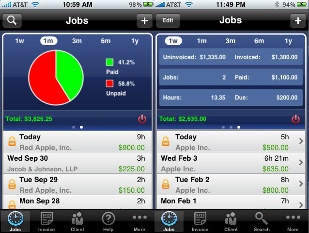 15 Awesome iOS Apps for Freelancers 3