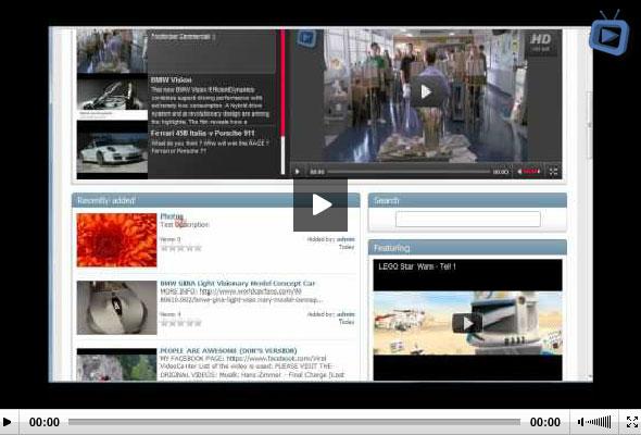 Top 10 best Joomla video sharing scripts 4