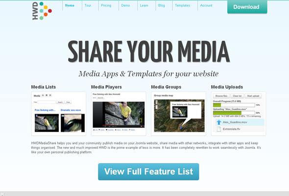 Top 10 best Joomla video sharing scripts 6