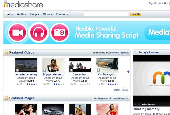 Top 10 best Joomla video sharing scripts 9