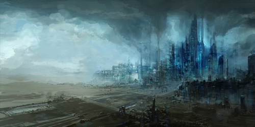 38 Amazing Sci-Fi Wallpapers