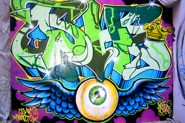 Beautiful Collection of Graffiti Art for Artists and Designers Inspiration 10
