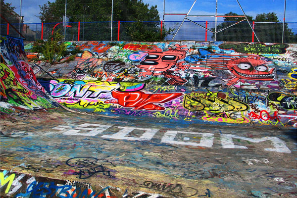 Beautiful Collection of Graffiti Art for Artists and Designers Inspiration
