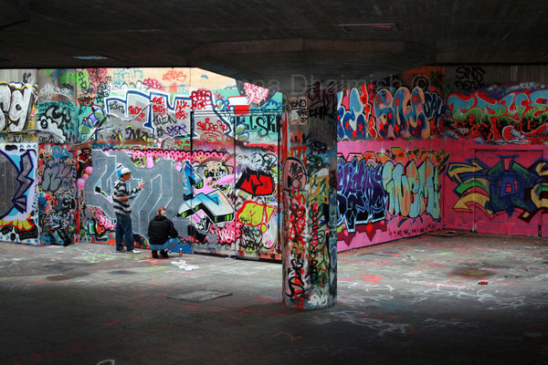 Beautiful Collection of Graffiti Art for Artists and Designers Inspiration 8
