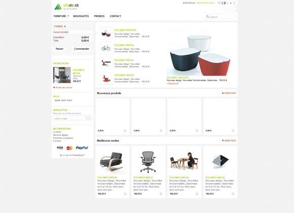 10 of the Best Prestashop Themes for Ecommerce