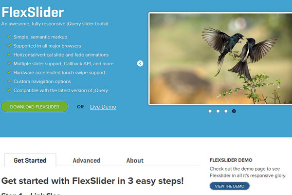 10 Best jQuery Plugins for Web Designer and Developers 6