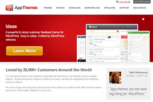 Ultimate Collection of Best Premium Wordpress Theme Store 1