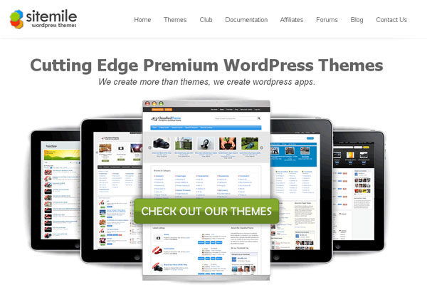 Ultimate Collection of Best Premium Wordpress Theme Store 12