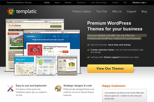 Ultimate Collection of Best Premium Wordpress Theme Store 3