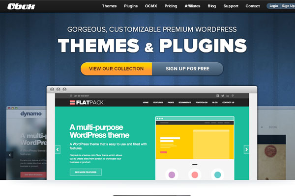Ultimate Collection of Best Premium Wordpress Theme Store 7