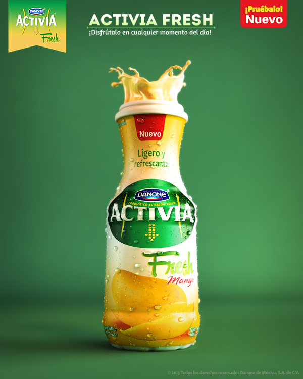 20 Creative Advertisements on Food Products 2