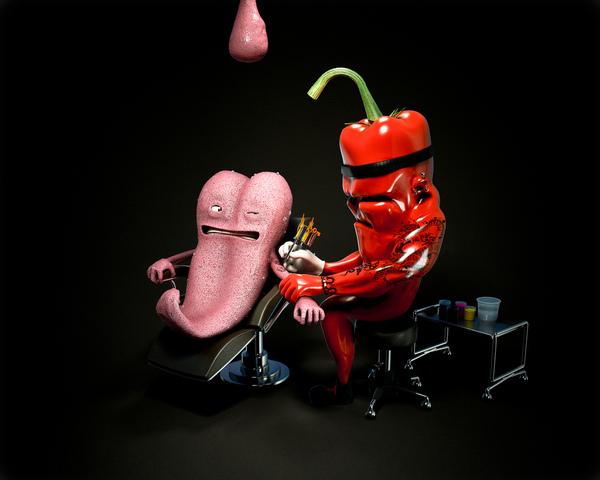 20 Creative Advertisements on Food Products 8