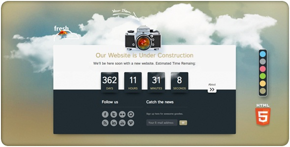 30 Impressive Countdown Timer Scripts for You 10