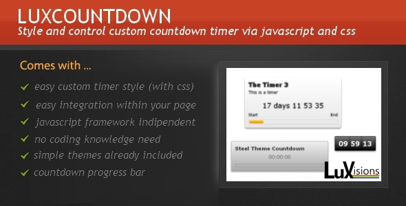 30 Impressive Countdown Timer Scripts for You 14