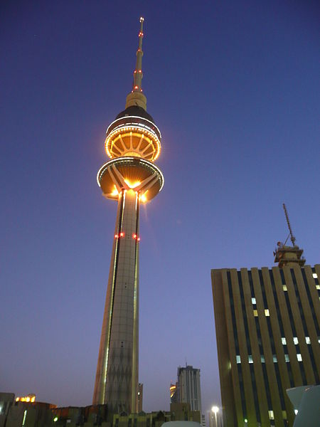 20 Tallest Towers in the World 14