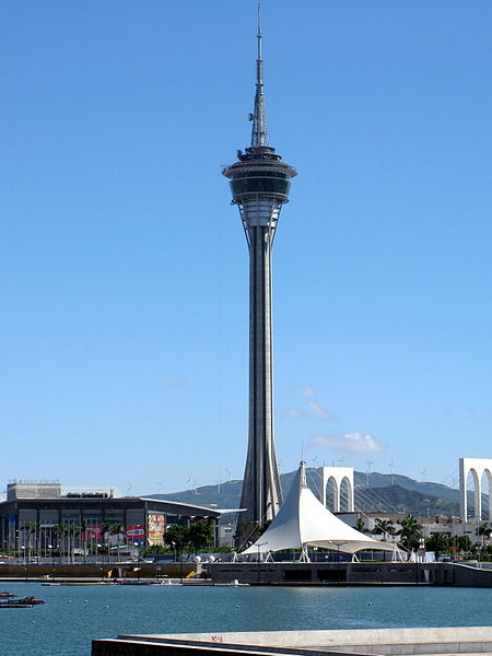 20 Tallest Towers in the World 18