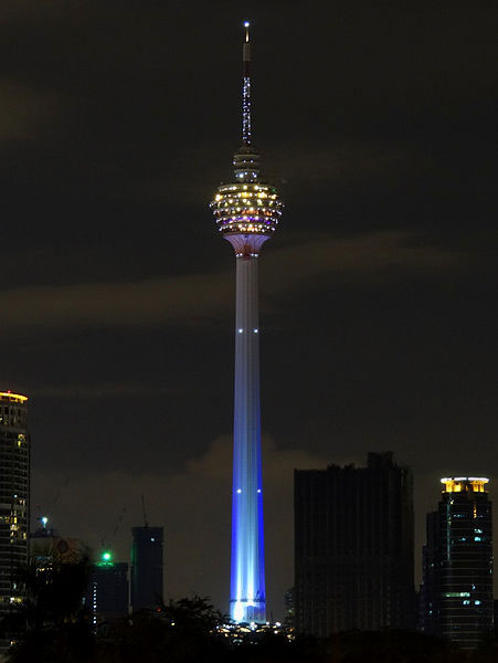 20 Tallest Towers in the World 8