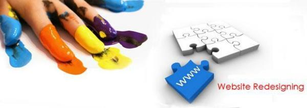 Going out of Business? Technological Breakthroughs for Website Redesigning