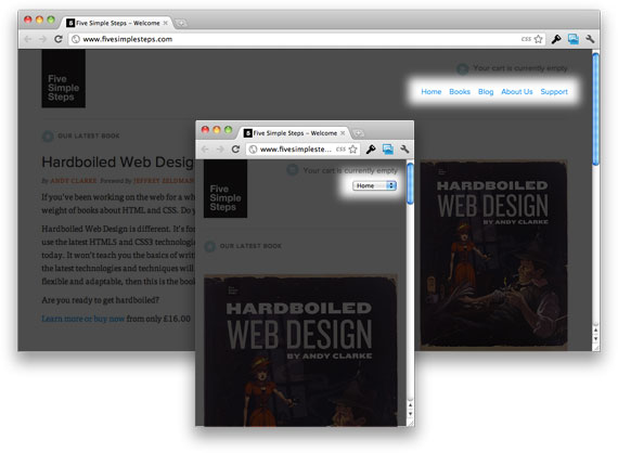 18 Detailed Responsive Web Design Tutorials 10