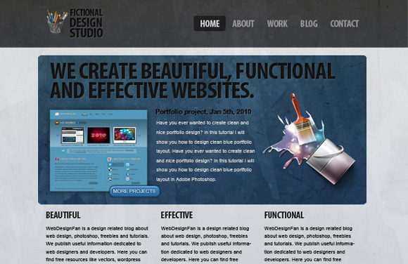 20 Best Psd to html Conversion advanced tutorials 6