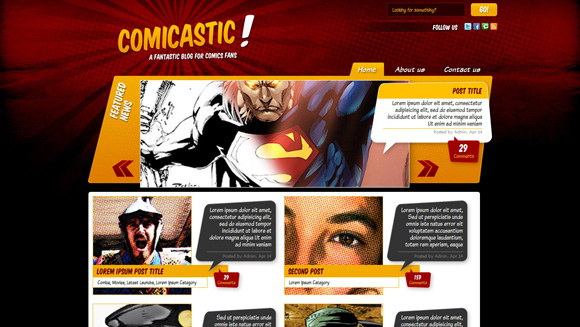 20 Best Psd to html Conversion advanced tutorials 10