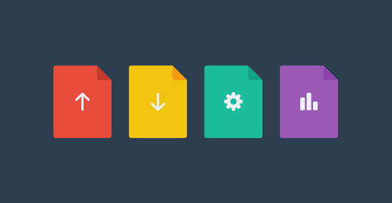 30+ Latest Free Flat Icon Sets For Your Use 3