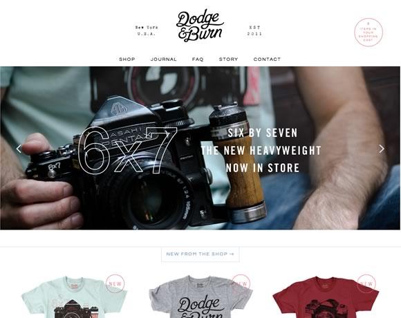 20 Effective Examples Of Minimal Web Design 1