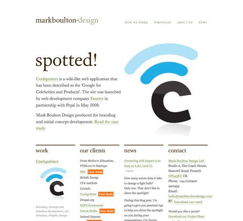 20 Effective Examples Of Minimal Web Design 11