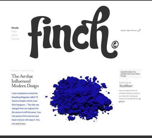 20 Effective Examples Of Minimal Web Design 12