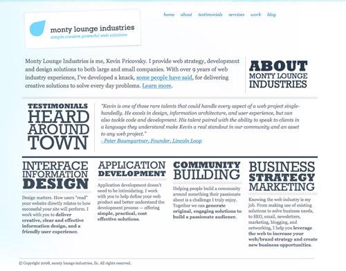 20 Effective Examples Of Minimal Web Design 14