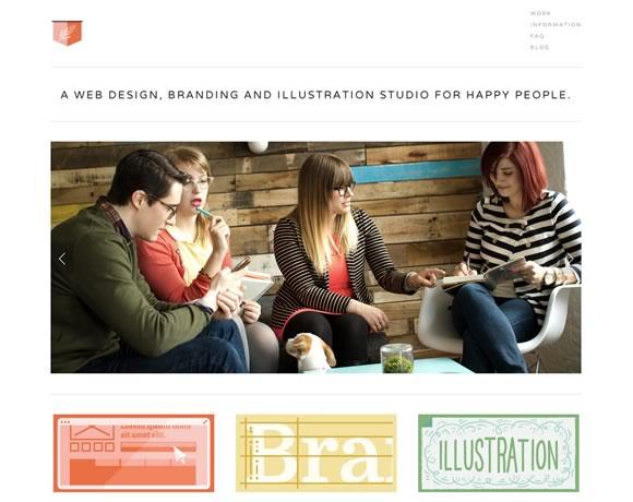 20 Effective Examples Of Minimal Web Design 3