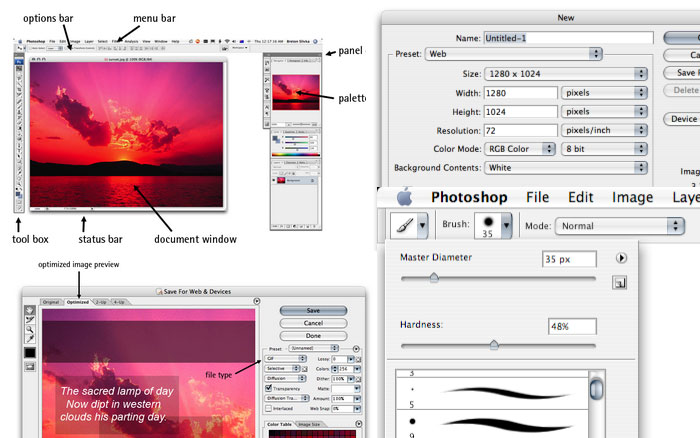 10 Most Essential Basic Tutorials for Photoshop Beginners