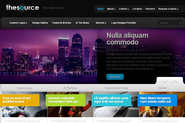 25 Best Premium Wordpress Theme for Magazine and Fun Website 7