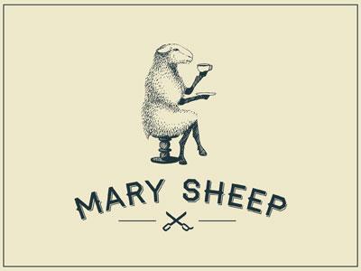 30 Beautiful Sheep Logo Designs 11