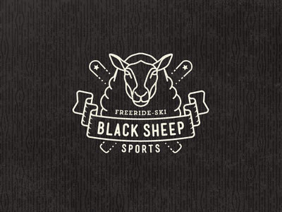 30 Beautiful Sheep Logo Designs 14