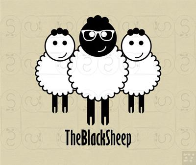 30 Beautiful Sheep Logo Designs 20