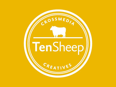 30 Beautiful Sheep Logo Designs 23