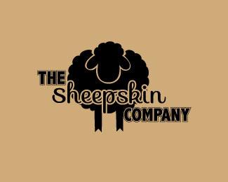 30 Beautiful Sheep Logo Designs 25