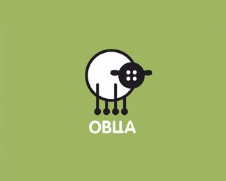 30 Beautiful Sheep Logo Designs 5