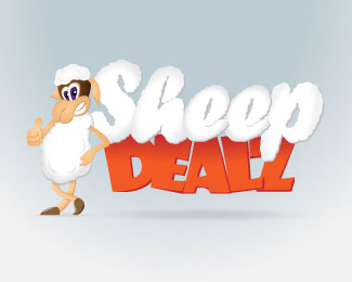 30 Beautiful Sheep Logo Designs