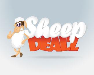 30 Beautiful Sheep Logo Designs 6