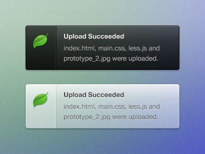 20 Free UI Element PSD Files 13