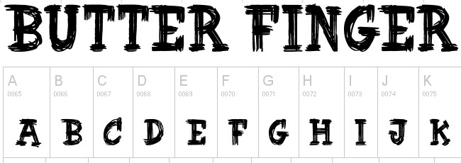 15 Fresh New Free Fonts for Designers 12