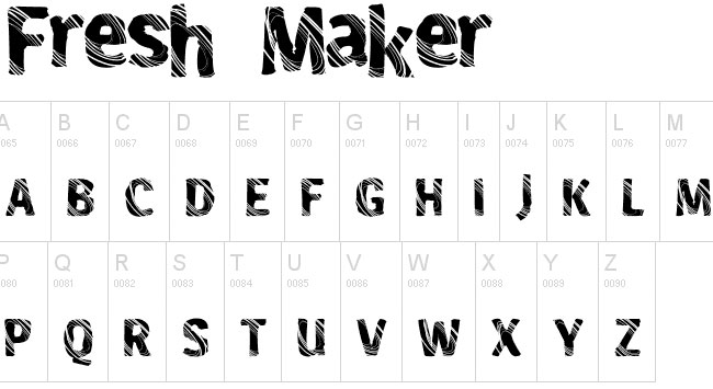 15 Fresh New Free Fonts for Designers 5