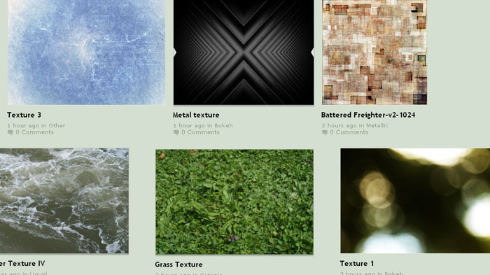8 Excellent Galleries of Free Photoshop Textures