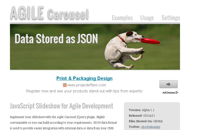 10 Best jQuery Carousel Plugins for Web Designers 3