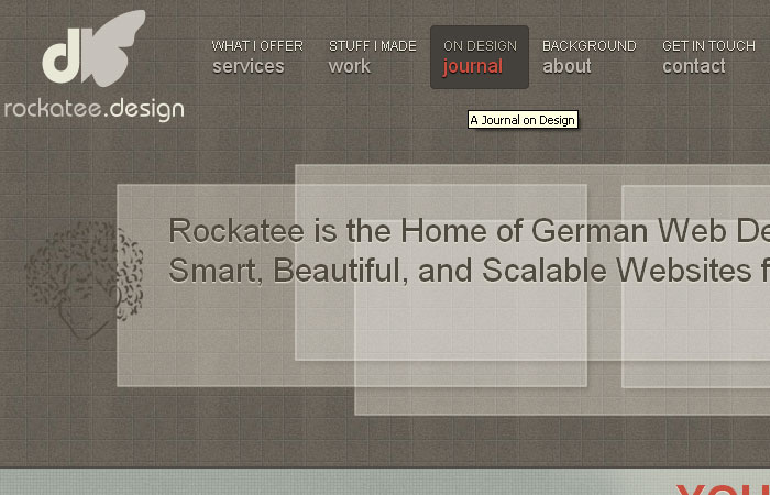 15 Beautiful and Creative CSS Navigation Menus