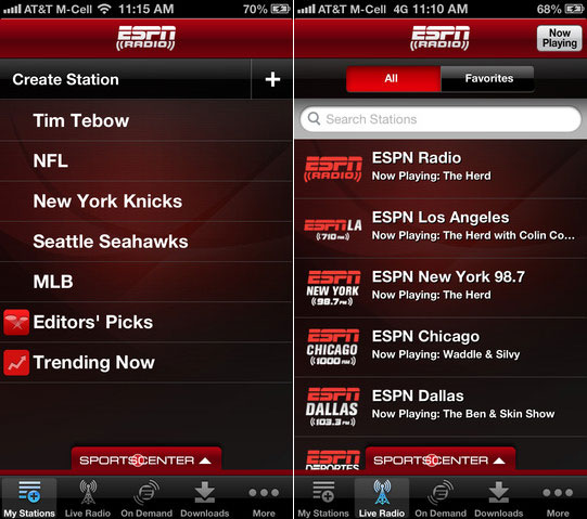 Apps:10 Best Free Sports Apps For iPhone and iPad 4