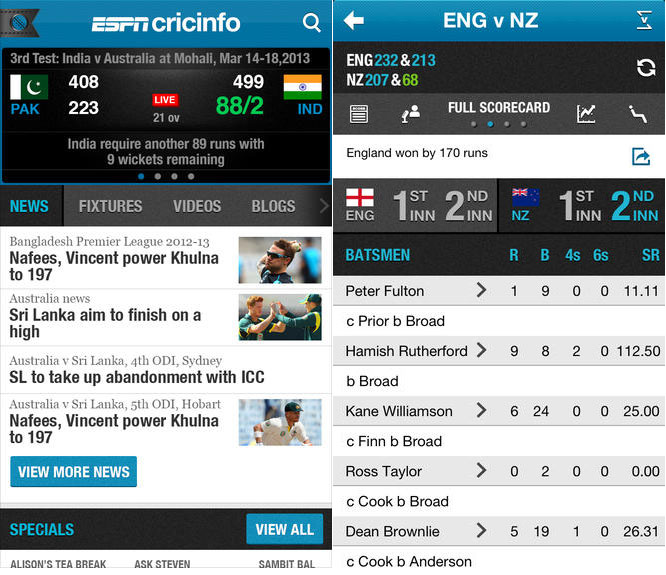 Apps:10 Best Free Sports Apps For iPhone and iPad 8