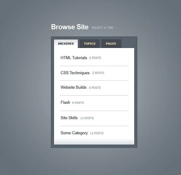 Useful Tutorials for Web Designers and Developers 6